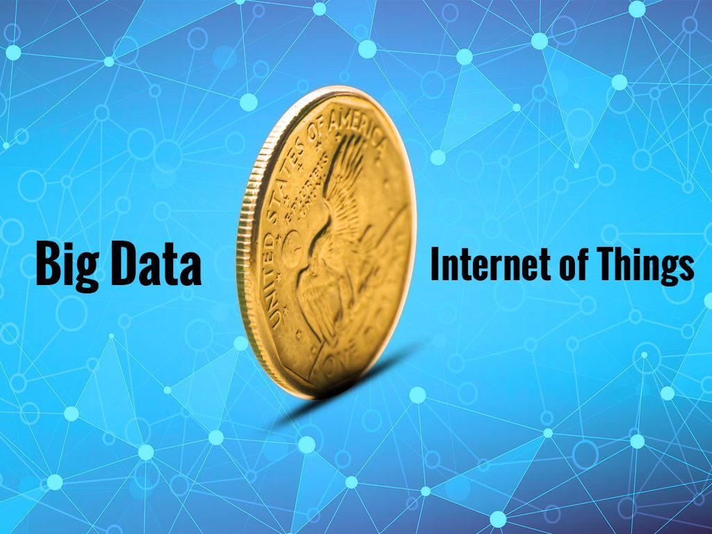 internet of things services big data two sides of same coin