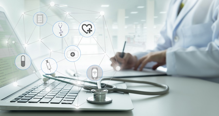 blockchain in healthcare disruptive
