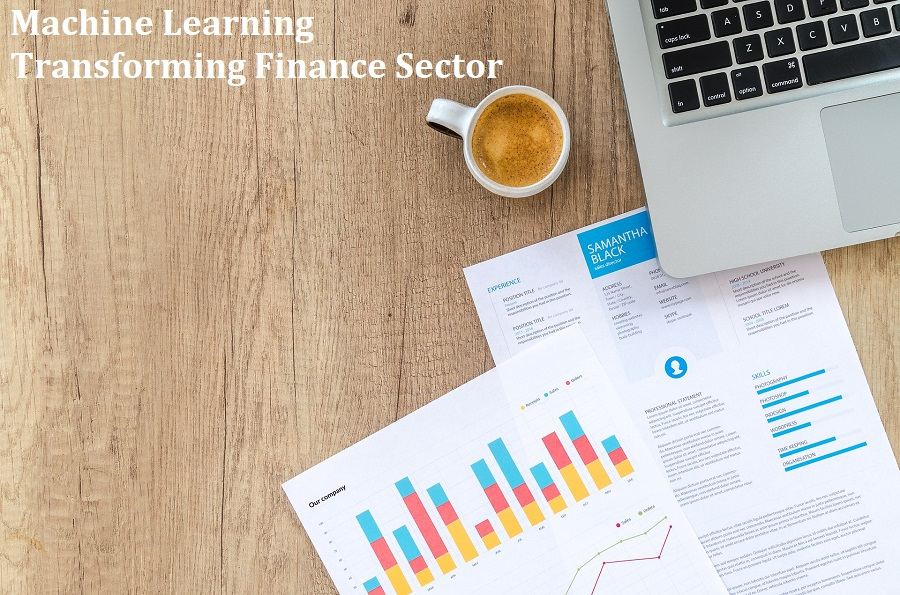 machine learning applications finance