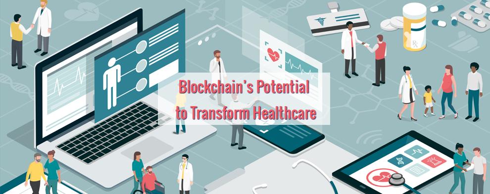 Blockchain In Healthcare - AthenaGT